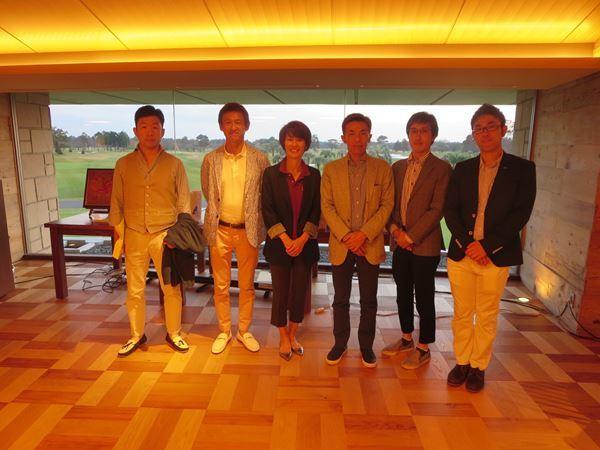 NPO法人ハート・オブ・ゴールド 20周年記念チャリティーゴルフコンペに参加しました!